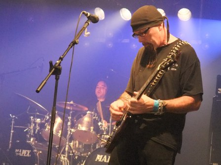 Joe Cangelosi and Tony Portaro live in Wacken