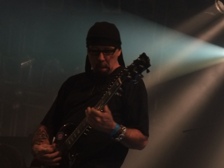 Tony Portarofrom Whiplash in Wacken