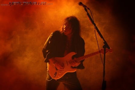 Yngwie Malmsteen in Colombia